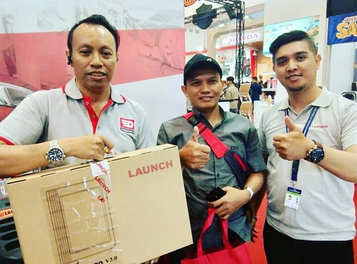 Launch & Indonesia